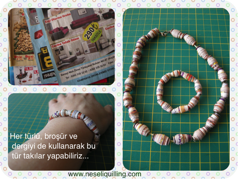 quilling bead tutorial