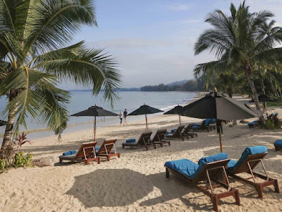 Pullman Khao Lak Katiliya Resort and Spa, Kuk Kak beach