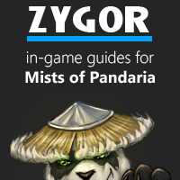 Zygor's Leveling Guide for the Mists of Pandaria, Patch 5.4 and beyond