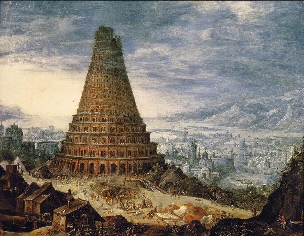 Menara Babel, Raja Namrud