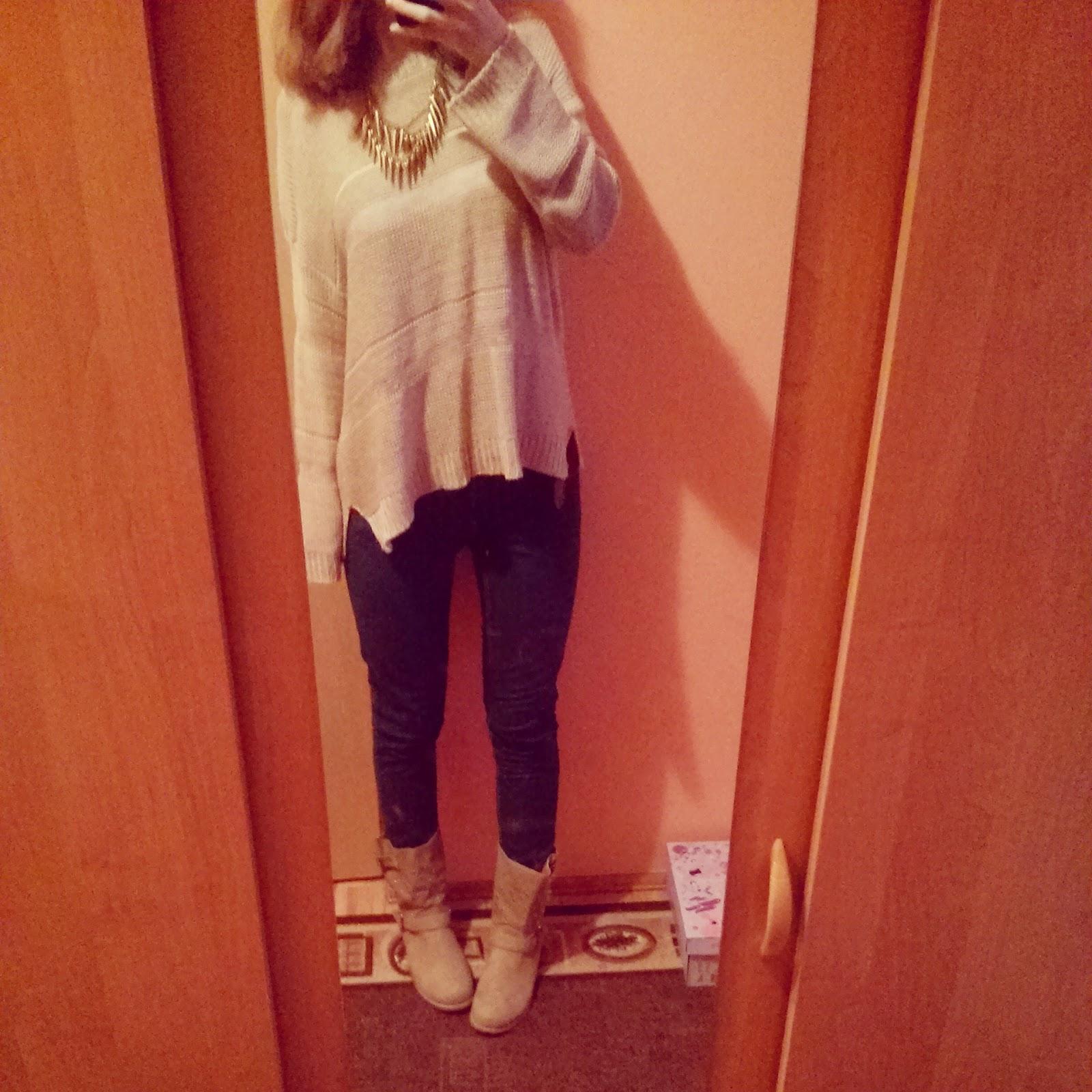 Tydzień ze mną.. - 5 outfitów na każdy dzień :)