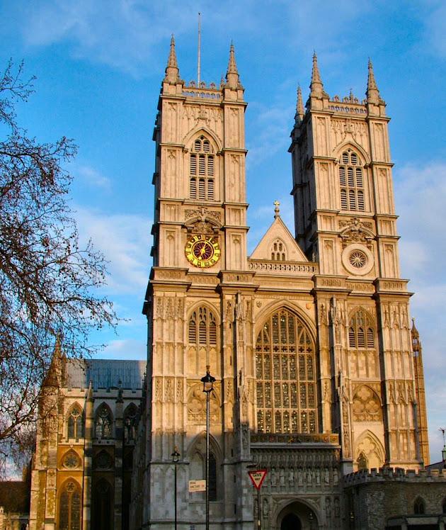 Abadia de Westminster Londres Reino Unido
