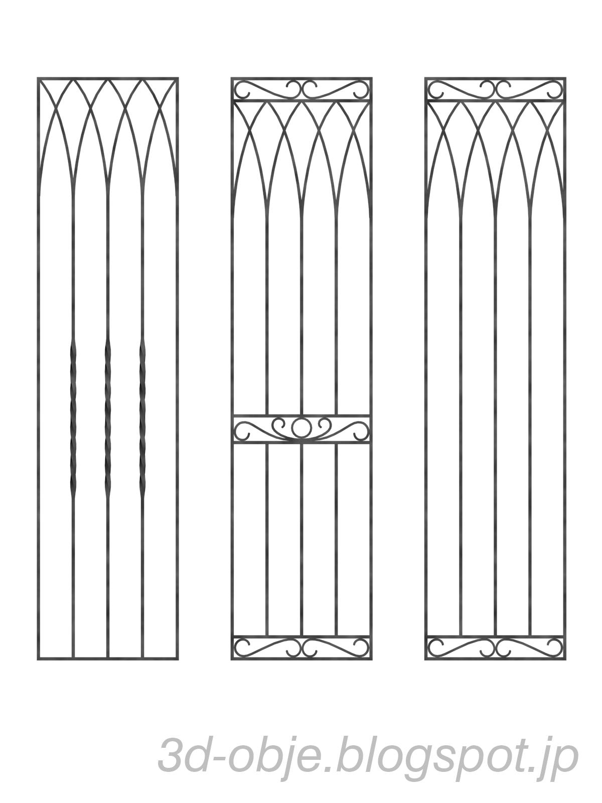 アイアンパネル [SCR_001] - Iron Panel