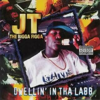 JT The Bigga Figga - Dwellin' In Tha Labb (1994) FLAC