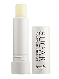 fresh sugar advance therapy lip treatment vs. bite beauty agave lip balm