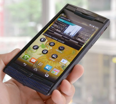 Can a real-life personal assistant justify Vertu's £6,750 phone?