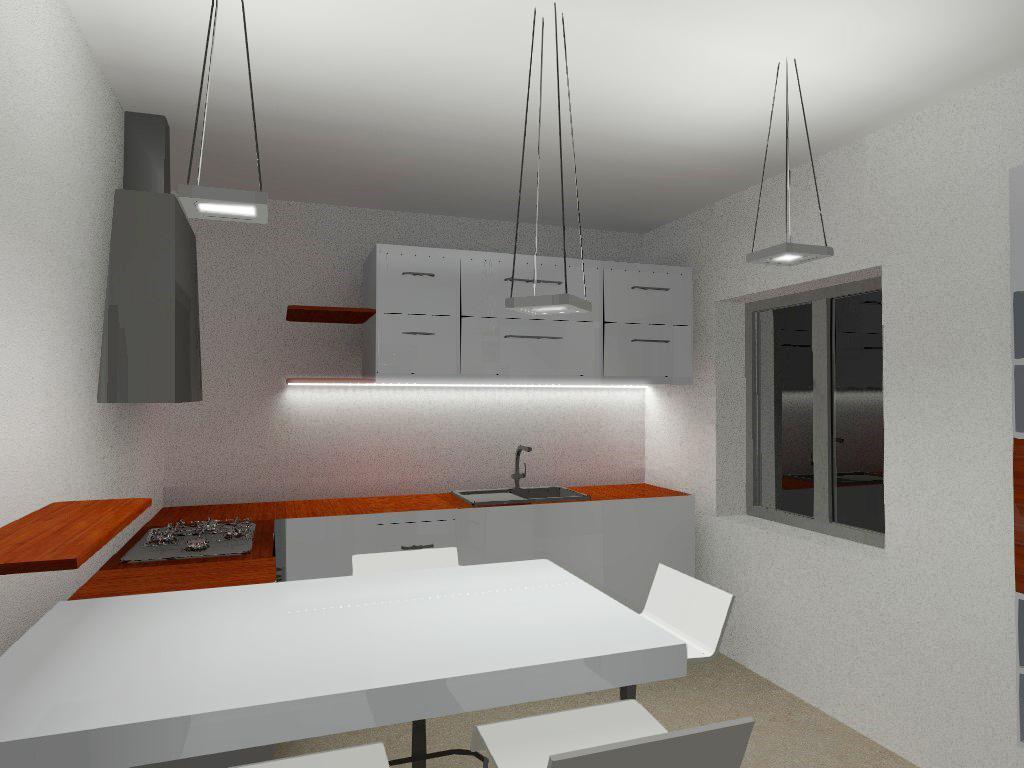 Illuminazione led casa - Lampade sospese cucina ...