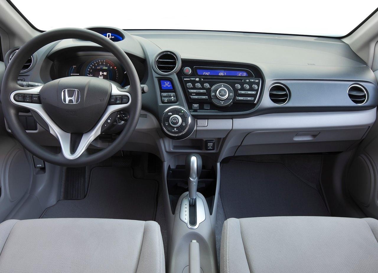 cockpit autom vel conte dos auto ensaio honda insight 1 3 sohc i vtec my 2012. Black Bedroom Furniture Sets. Home Design Ideas