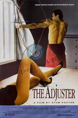 Get Now BluRay Rip 720p The Adjuster (1991) [Unrated]