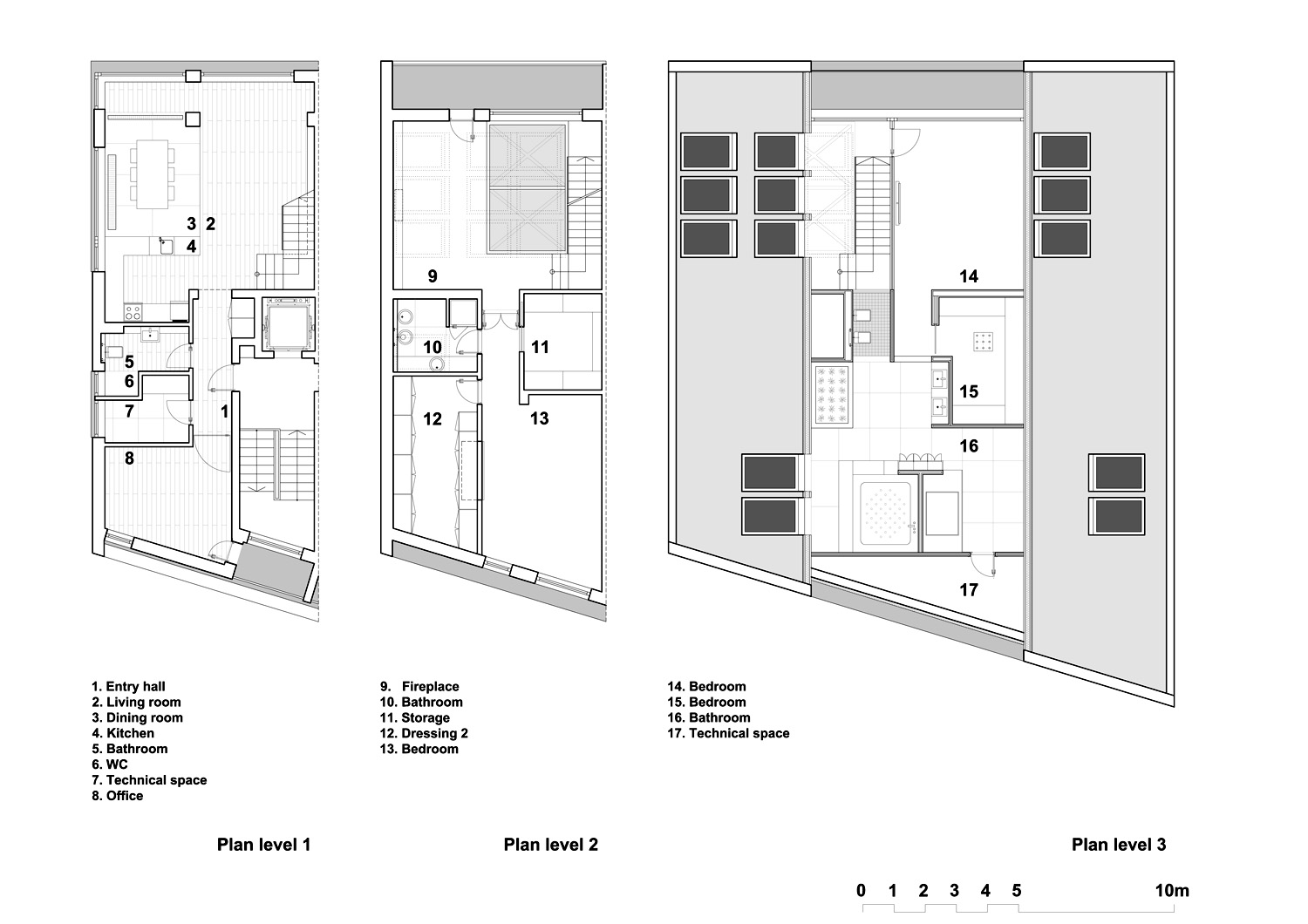 Attic apartment design ideas cetatuia loft brasov Apartment design floor plan