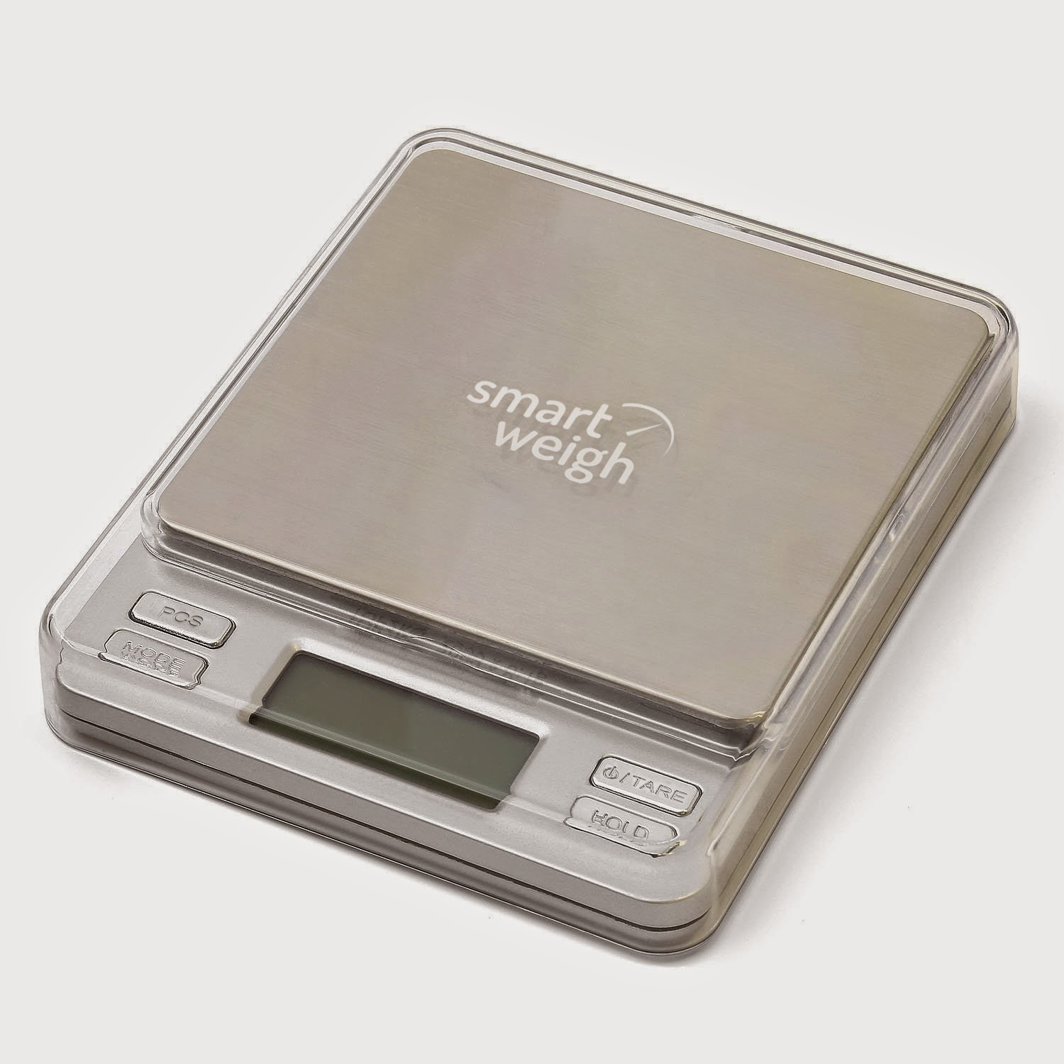 The Smart Weigh 500 x 0.01g Digital Pro Pocket Scale