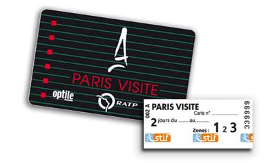 Karta Visit Paris bilety Visit Paris Paryż karty karnety