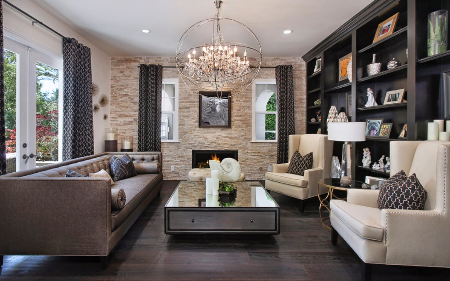 Home Interior, Design Room And Picture House : Family Room Residence In  Newport Beach For The Contemporary Orange County