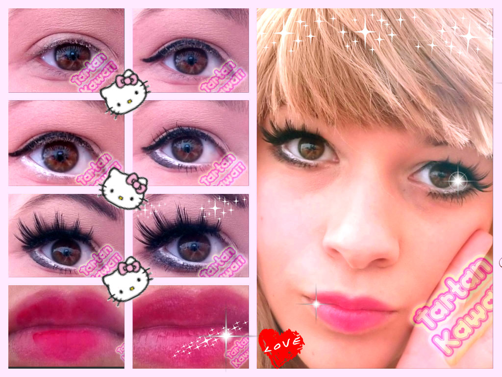 Kawaii Blush: Kawaii~Make-up!