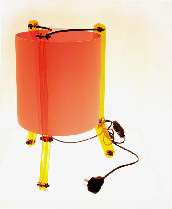 Luminarias y dise o l mparas para armar ideal para - Lamparas para ninos ...