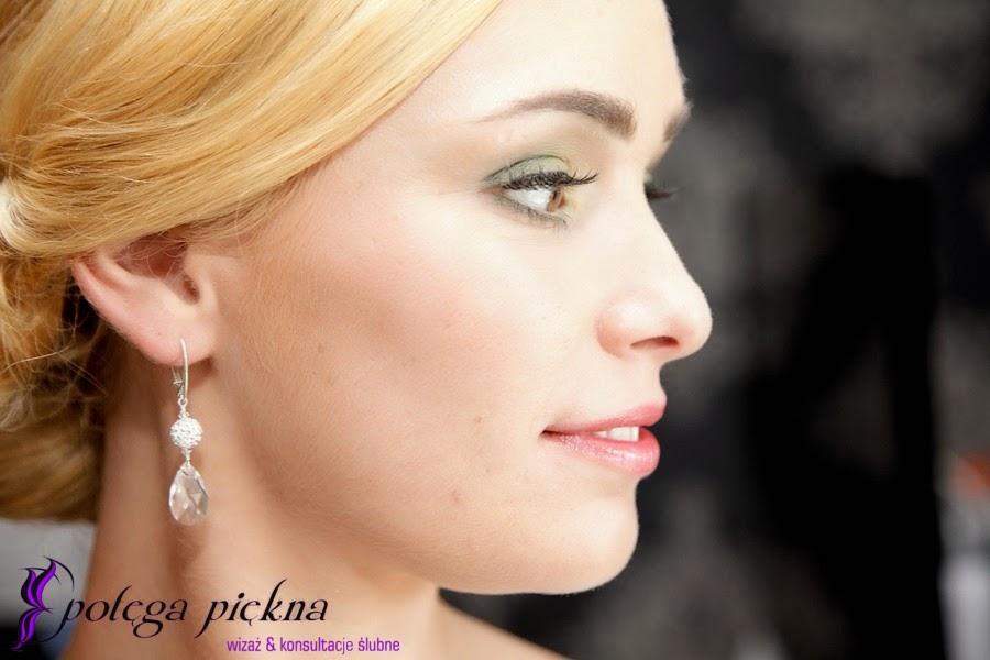 Makijaż ślubny - Sylwia