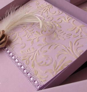 wedding luxurious invitation