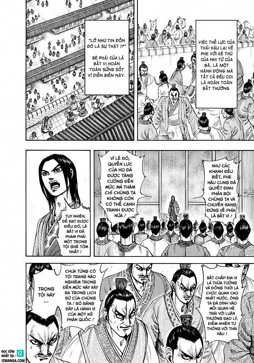Kingdom - Vương Giả Thiên Hạ Chapter 188 page 9 - IZTruyenTranh.com