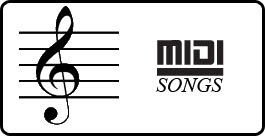 Brand New MIDI Songs At Yamaha Online Services!