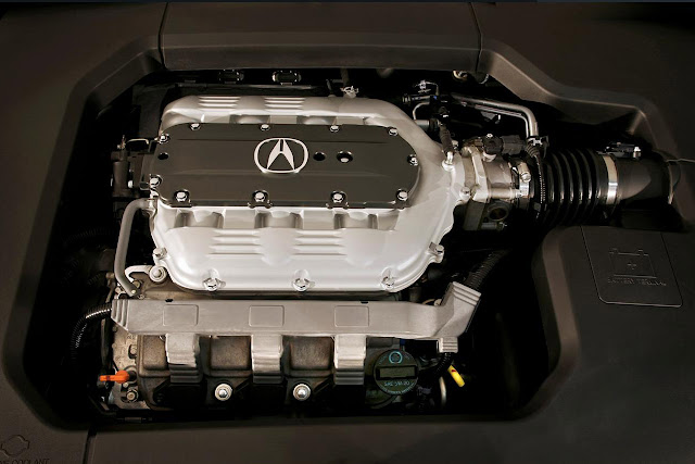 2012 Acura TL Engine