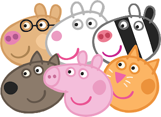 Vetores Peppa Pig Vetor Grátis Download