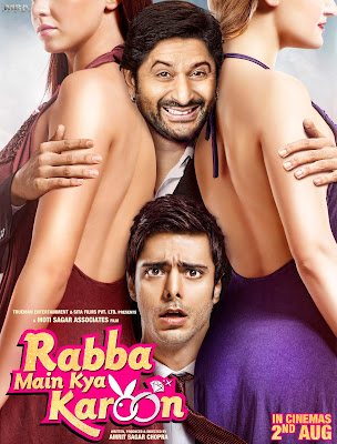 Poster Of Hindi Movie Rabba Main Kya Karoon (2013) Free Download Full New Hindi Movie Watch Online At worldfree4u.com