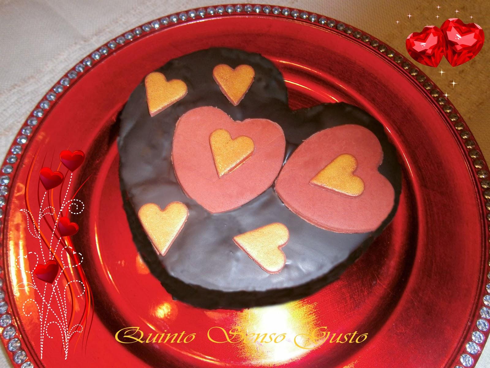 cuore dolce san valentino
