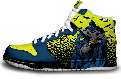 Zapatillas Nike Batman