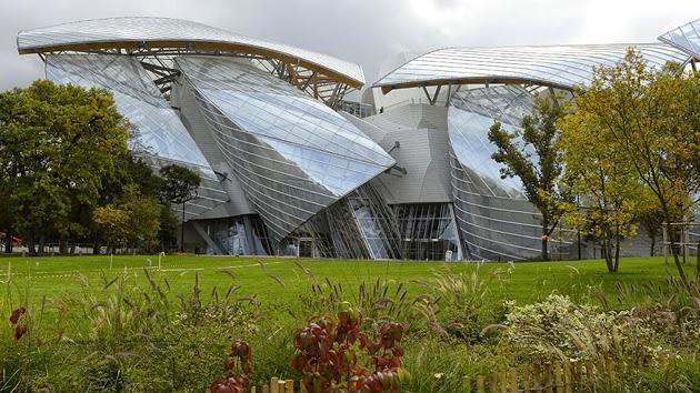 Fundación Louis Vuitton 5