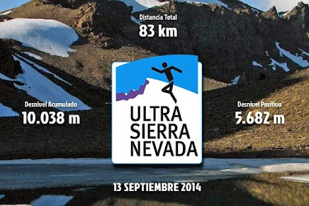 Ultra Trail de Sierra Nevada (83 km)
