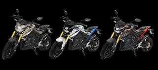 Foto Motor Yamaha Xabre 150 Terbaru 2016