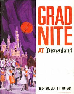 Grad Nite 1964 - The Program