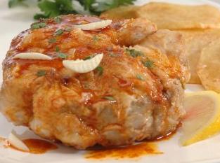 pesce alla spagnola