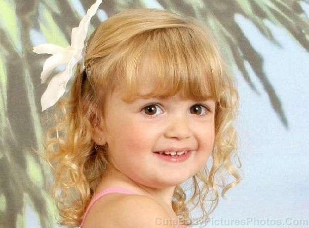 Really Pretty Baby Girls Image