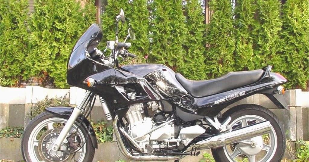 Shaft Drive Motorcycles  Suzuki Gsx 1100g