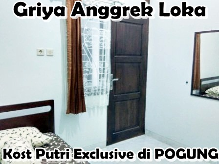 kost pogung exclusive pandega martha