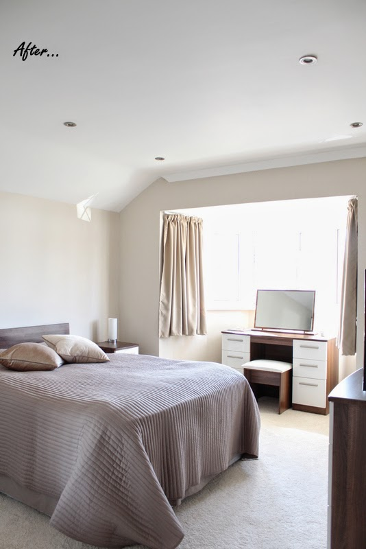 Make Over Master Bedroom Finnterior Designer
