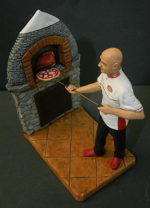 oggetti artigianato statuine per torta modellini personalizzati orme magiche