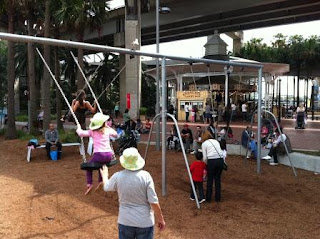 Darling Quarter - Swings