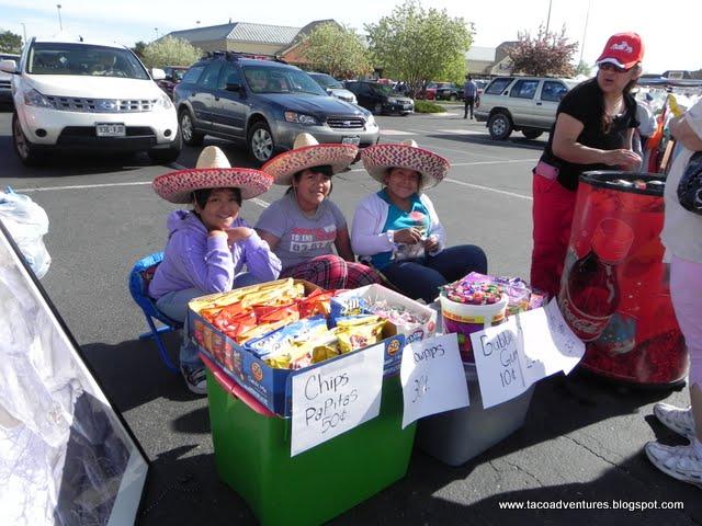 Taco Adventures: Fort Collins - World's biggest garage sale on collins hotel, collins bungalow, collins bar,