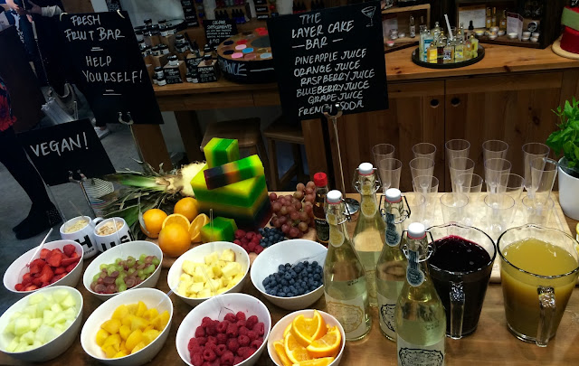 LUSH SOUTHAMPTON SUMMER COLLECTION EVENT
