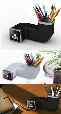Creative Pen Holders and Cool Pencil Holders (15) 14