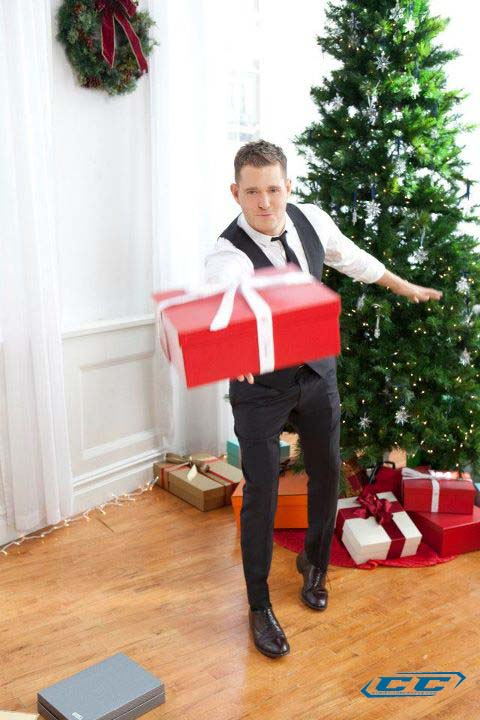 Michael Buble - Christmas 2011 Christmas Album biography and history