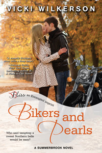 Blog Tour: Guest Post – Bikers & Pearls by Vicki Wilkerson