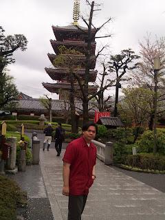 Tokyo Japan Asakusa
