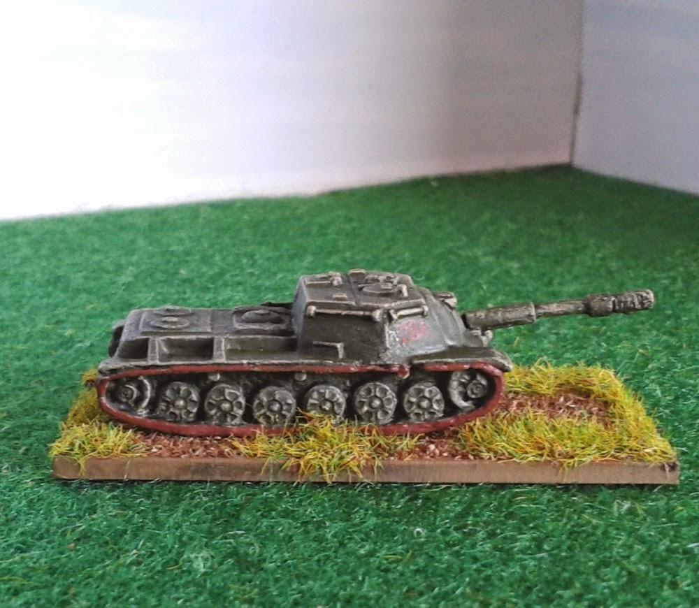 Russian SU 152 picture 1