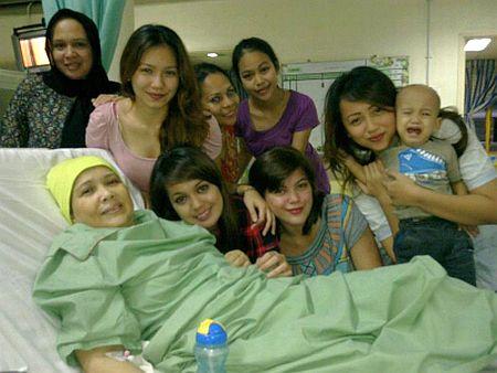 Kematian Rosnah Mohd Noor Akibat Kanser Payu Dara