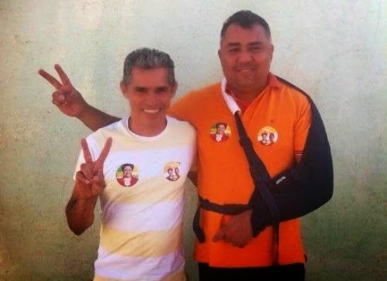 Vereador de Ouro Velho anuncia adesão à candidatura de Ricardo Coutinho