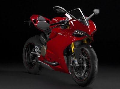 2012 Ducati 1199 Panigale Front View