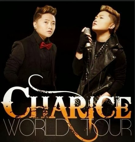 Charice on World Tour